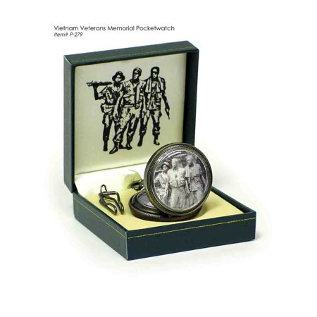 Vietnam Veterans Pocket Watch 279