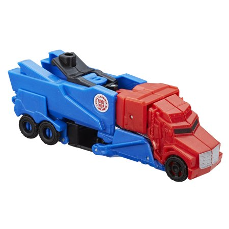 Transformers RID Combiner Force 1-Step Changer Optimus Prime - Transformers Prime Toys