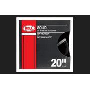 """Bell Sports Solid Inner Tube, 20"""" x 1.75-1.95"""", Black"""