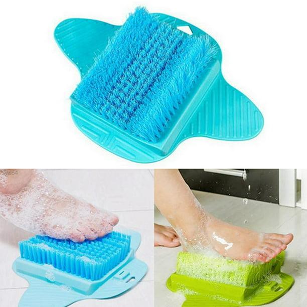 Pixnor Foot Scrub Brush Exfoliator Callus Removing Health Care