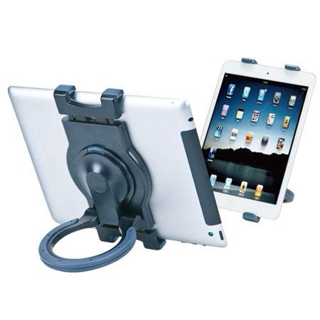 Premium Black Tablet Stand Desktop Fold Up Travel Portable Holder Dock Glp For Amazon Fire Kids Edition  Kindle   Ipad 2 3   Asus Google Nexus 2 7   Barnes   Noble Nook Color Hd Hd    Dell Venue 8 Pro