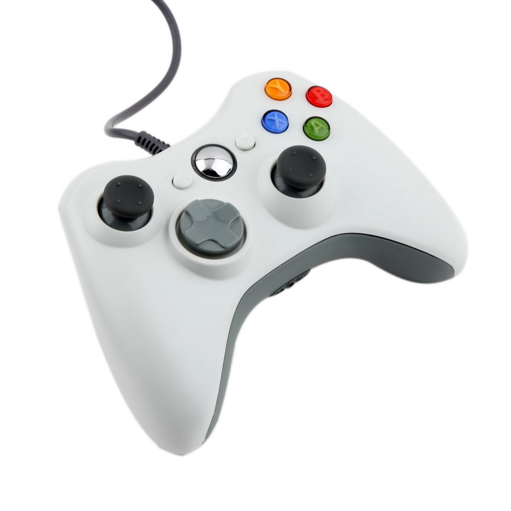 Upgrade Xbox 360 Wired Controller for Windows, Xbox 360 Console ...