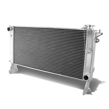 For 2010 to 2012 Genesis Coupe Full Aluminum 2 -Row Racing Radiator - R -Spec 11