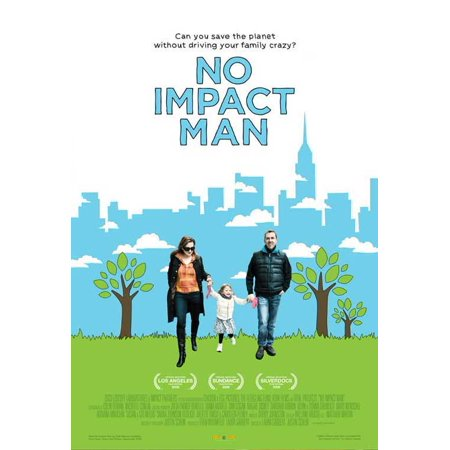 No Impact Man: The Documentary POSTER Movie - Halloween Documentary