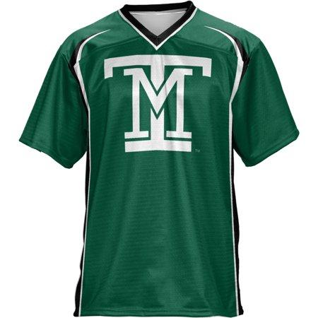 Men's Montana Tech of the University of Montana Wild Horse Football Fan Jersey