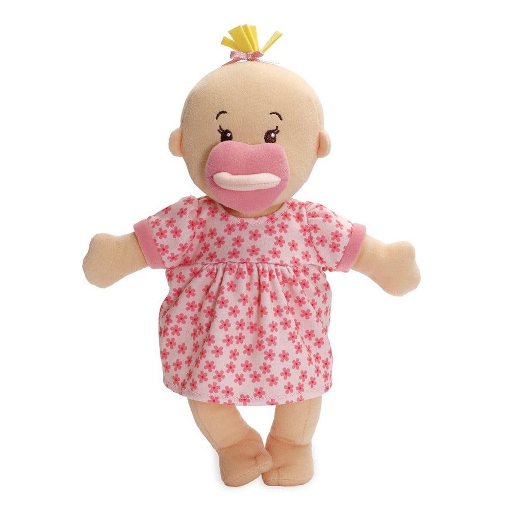 Manhattan Toy Wee Baby Stella Peach 12 Soft Baby Doll Walmart