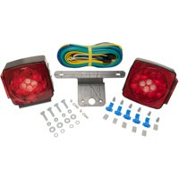 Blazer C7425 LED Submersible Trailer Lighting Kit with Integrated Back-Up Light