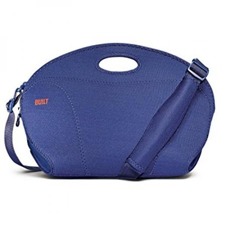 (BUILT Neoprene Large Cargo Camera Bag, Navy Blue)