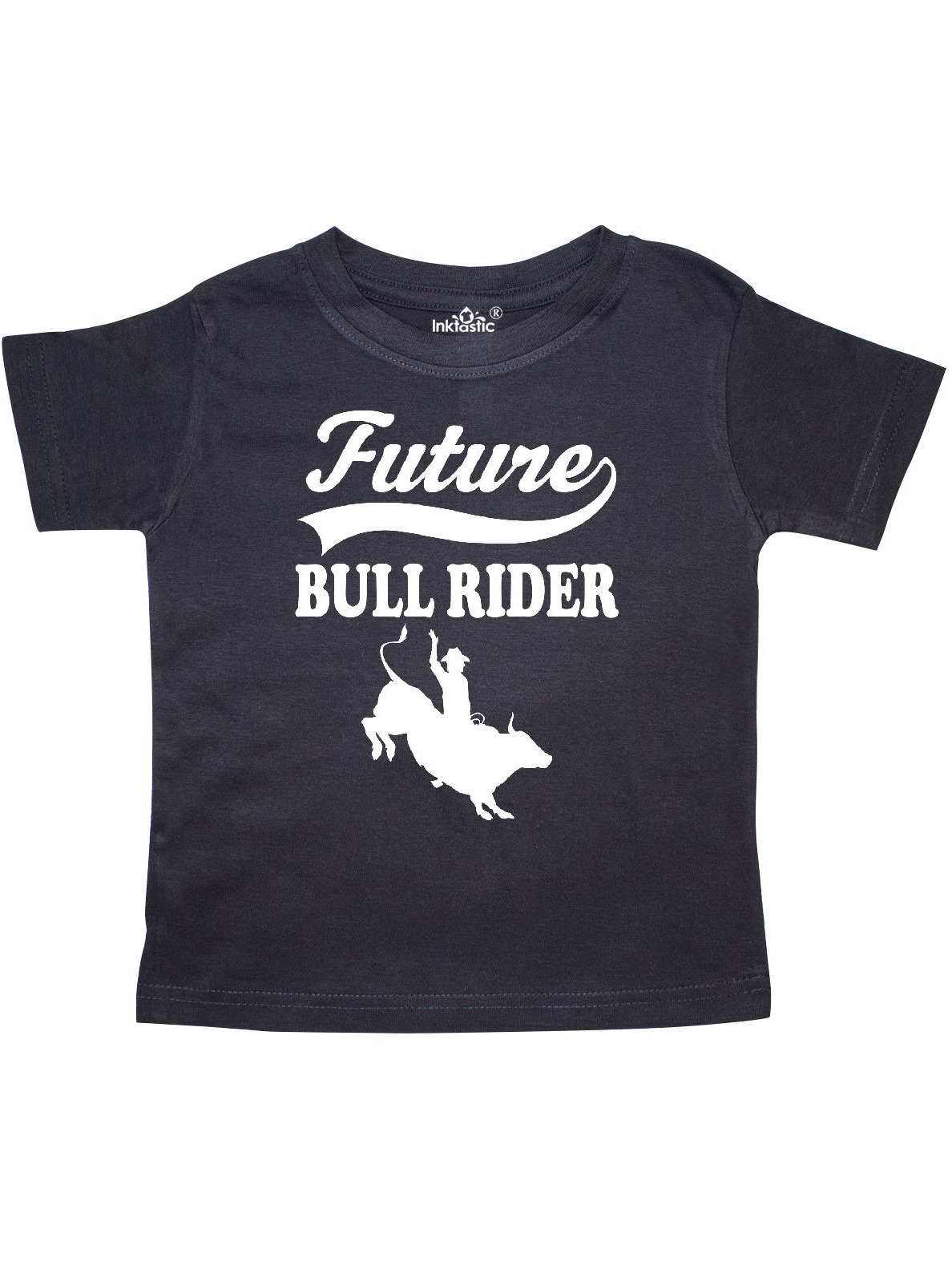 Future Bull Rider Rodeo Riding Toddler T-Shirt