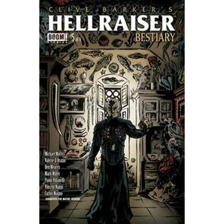 Clive Barker's Hellraiser Bestiary #5 - - Hellraiser Costume