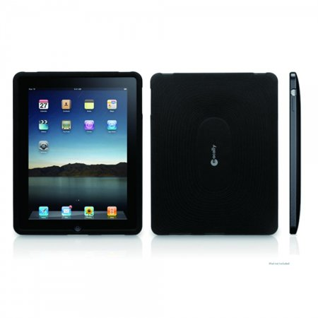 Macally MSUITPAD Silicon Sleeve For Ipad*black**