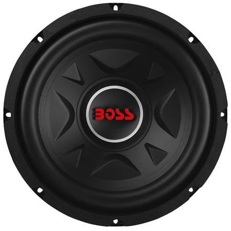 boss be10d elite 10 inch dual voice coil 4 ohm 800. Black Bedroom Furniture Sets. Home Design Ideas