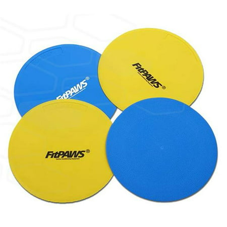 Halloween Tree Target (FitPAWS PFPETRAS00 Targets Tree Mats, Assorted Color - Set of)