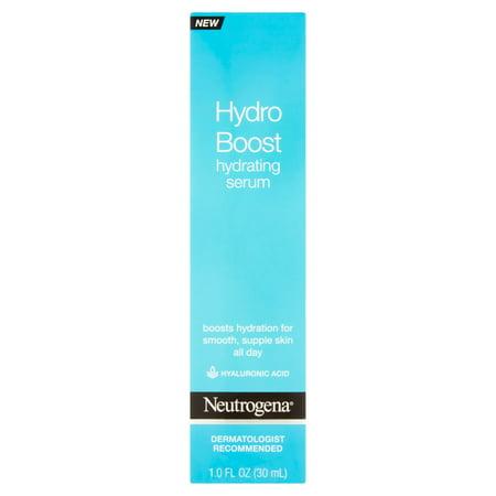 Neutrogena Hydro Boost Hydrating Serum  1 Fl  Oz