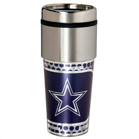 Nfl Dallas Cowboys Stainless Steel Tumbler