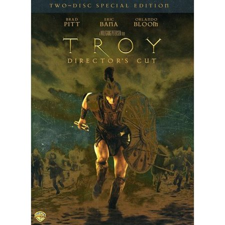 Warner Brothers Troy Directors Cut Unrated (dvd) (ws) (Halloween Warner Brothers)