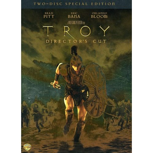 Troy (Unrated) (2-Disc) (Director's Cut) (Widescreen)