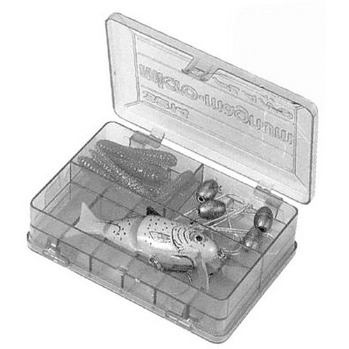 Plano Micro-Magnum Tackle Box, Green by Plano