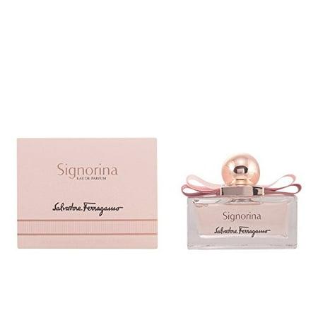 Salvatore Ferragamo Signorina EDP Spray for Women, 1.7 Ounce Signorina For Women 1.7 oz EDP Spray By Salvatore Ferragamo