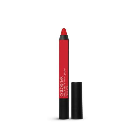 - Colorbar Cosmetics Matte Me As I Am Lipcolor, Revel, 2.8g