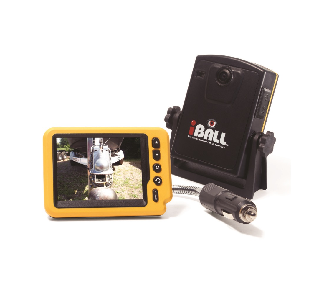 iball digital pro wireless magnetic trailer hitch rear
