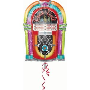 Juke Box 50s 60s Rock and Roll Supershape 29