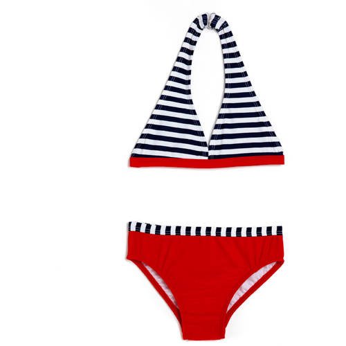 Op Newborn Baby Girl Bikini Swimsuit