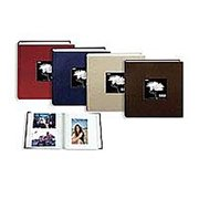 Pioneer 200 Pocket Photo Album - Earth Tone Fabric