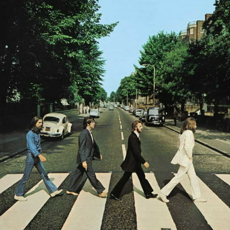Abbey Road Anniversary (1LP) (Vinyl) (In Spite Of All The Danger Beatles)