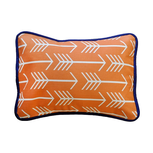 New Arrivals Out and About Throw Pillow