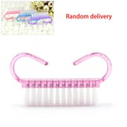 The Trumpet Nail Brush Beauty Manicure Tool Cleaning