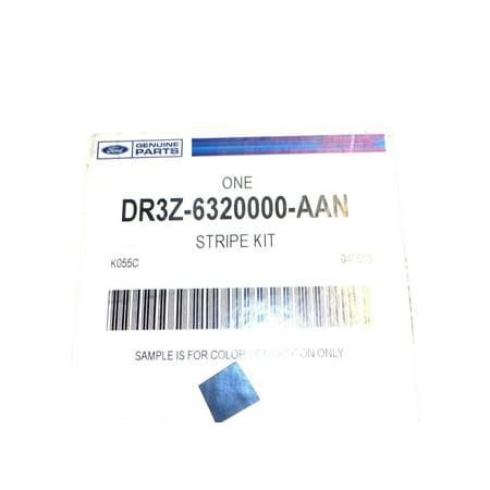 Genuine OEM Ford DR3Z-6320000-AAN Hood Stripe Kit Fits 2013 - 2014 Ford Mustang ()