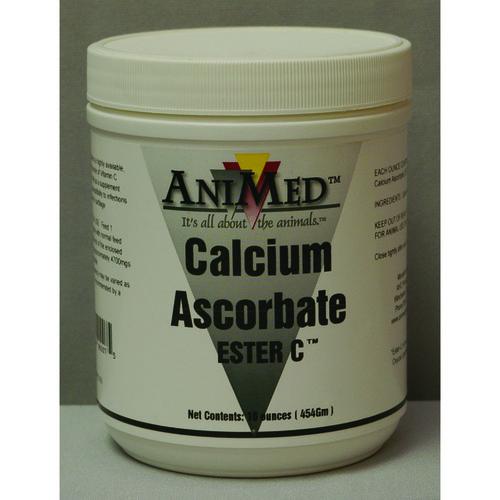 AniMed Calcium Ascorbate Ester C for Horses, 16-Ounce