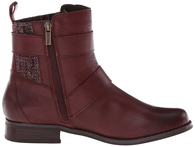 Aetrex Kara Womens Burgundy Boots by Aetrex