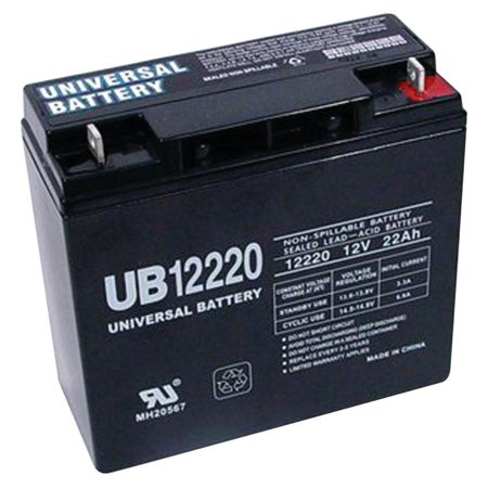 - 12V 22AH 6FM22 6-FM-22 Sealed Lead Acid Rechargeable Deep Cycle Battery