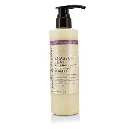 Carol's Daughter Rhassoul Clay Active Living Haircare Sulfate-Free Shampoo (For Overworked & Over-washed Hair) - (Activ Clay)