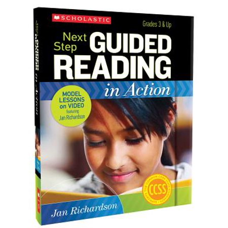 Next Step Guided Reading in Action, Grades 3 & Up : Model Lessons on Video - The Next Step Halloween Special