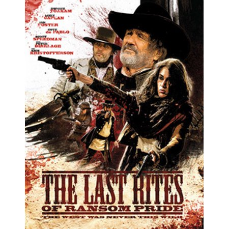 The Last Rights of Ransom Pride (Blu-ray)