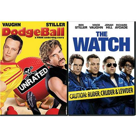 Dodgeball: A True Underdog Story / The Watch (Widescreen)