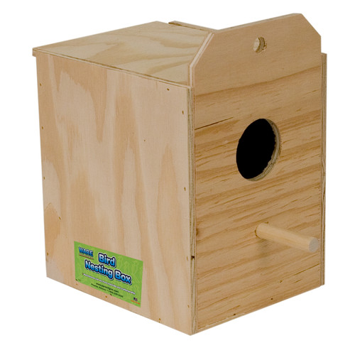 Ware Manufacturing Parakeet Nest Birdhouse by Worldwide Sourcing