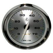 """Faria F39005 4"""" 7000 RPM Inboard & Outboard Tachometer"""