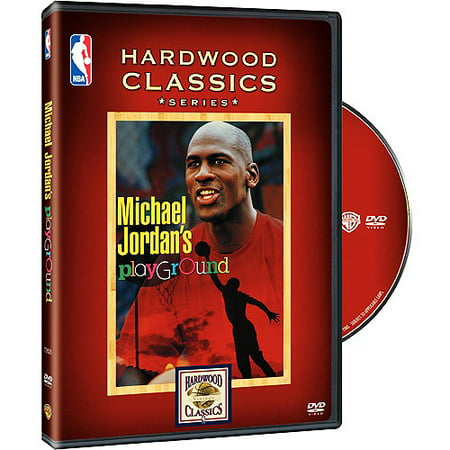 Michael Jordan's Playground (NBA Hardwood Classics) [DVD] (Playground Dvd)