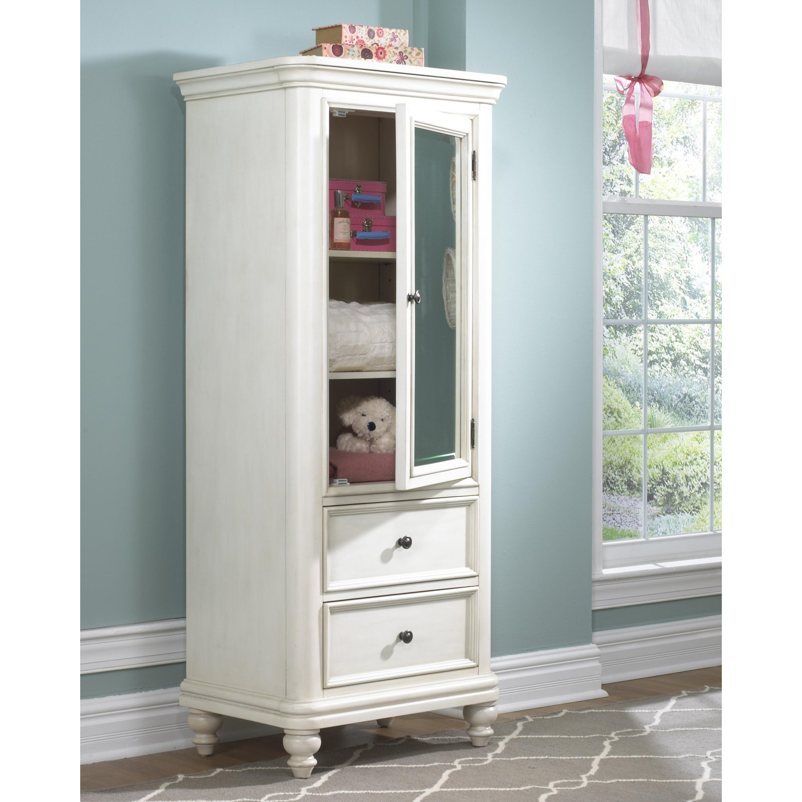 Samuel Lawrence Furniture Madison Door Wardrobe