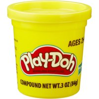 Play-Doh Modeling Compound Single Can in Yellow