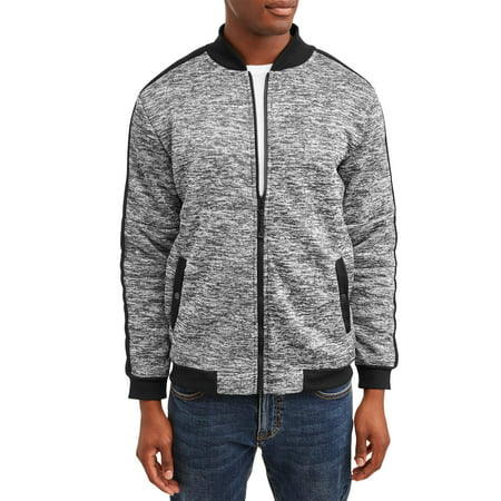 Burnside Men's Hooded Fleece Jacket