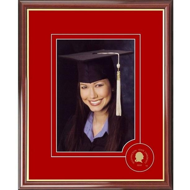 Washington State University Of Washington 5 X 7 Graduate Portrait Frame Walmart Com Walmart Com