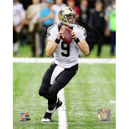 Drew Brees 2014 Action Sports Photo