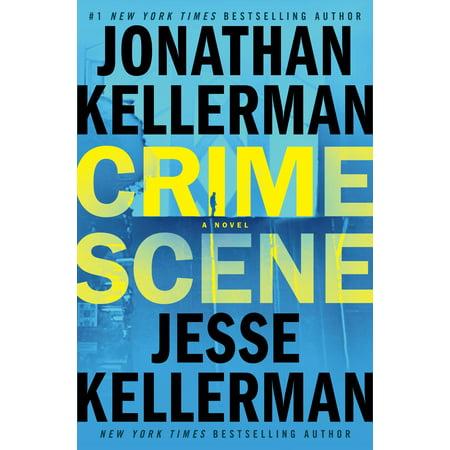 Crime Scene : A Novel - Halloween Crime Scene Ideas