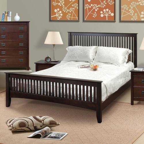 Chateau Imports Jace Panel Bed