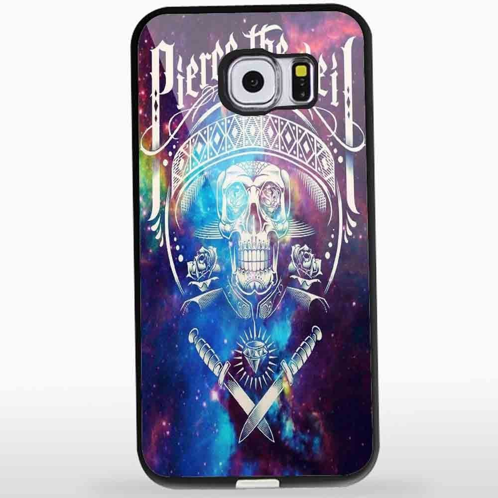 Ganma Pierce the Veil Case For iPhone Case (Case For iPhone 6 plus white)
